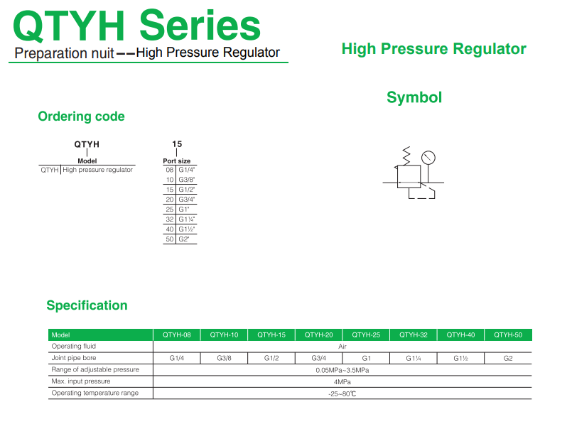 high-quality air preparation units preparation unit drain units for sale-4