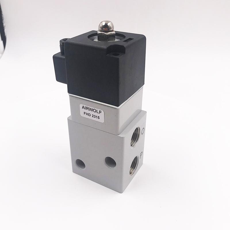 pneumatic solenoid valve hot-sale spool direction system-6