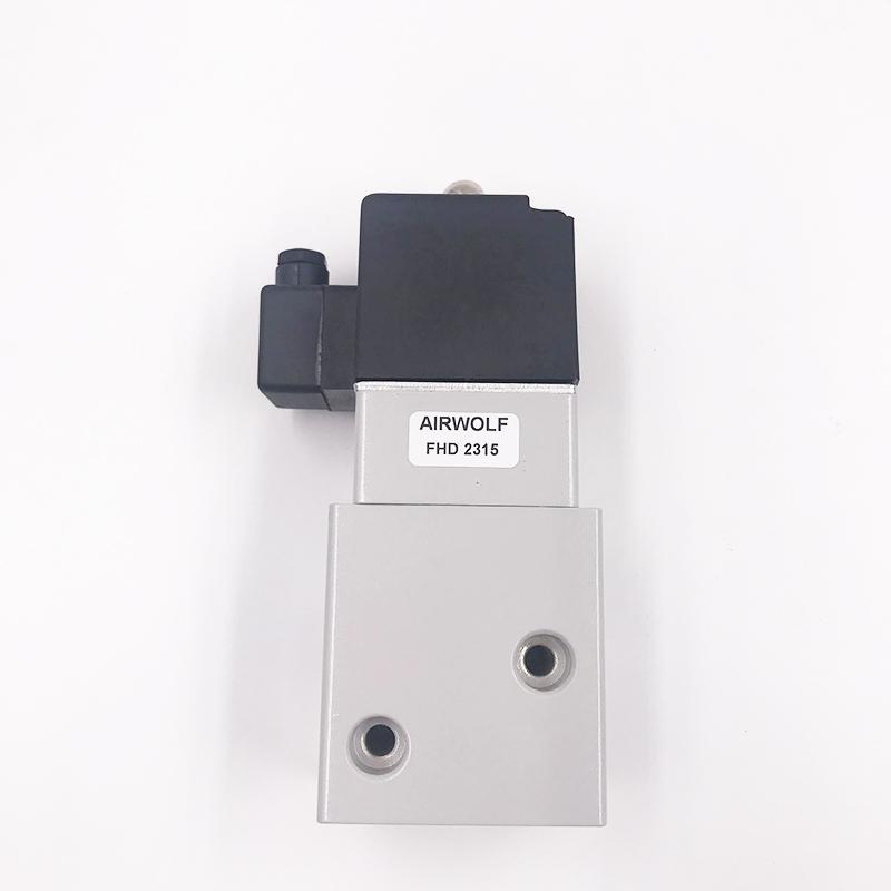 pneumatic solenoid valve hot-sale spool direction system-5