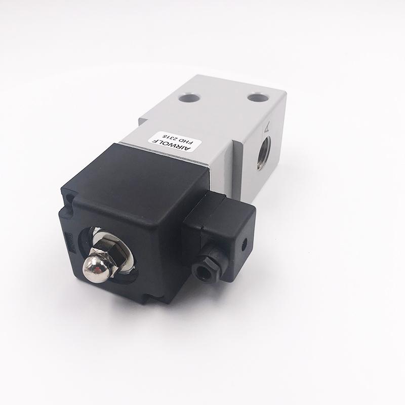 pneumatic solenoid valve hot-sale spool direction system-7