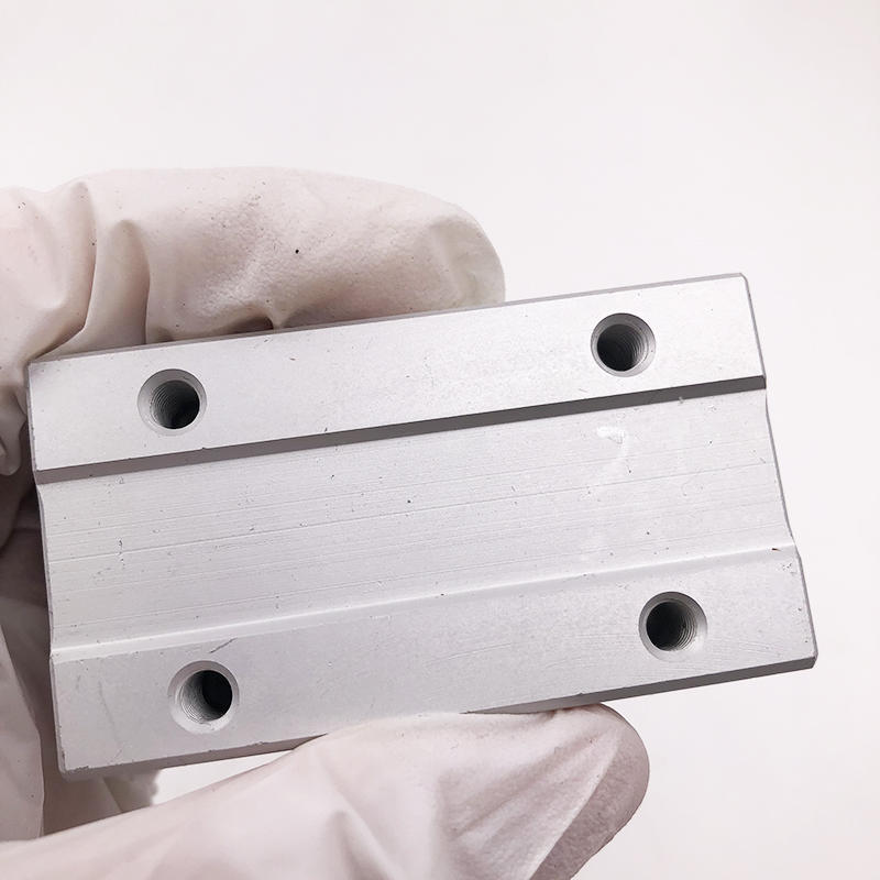 precision lathes slide bearing  SBR10LUU Electronic equipment linear slide bearing