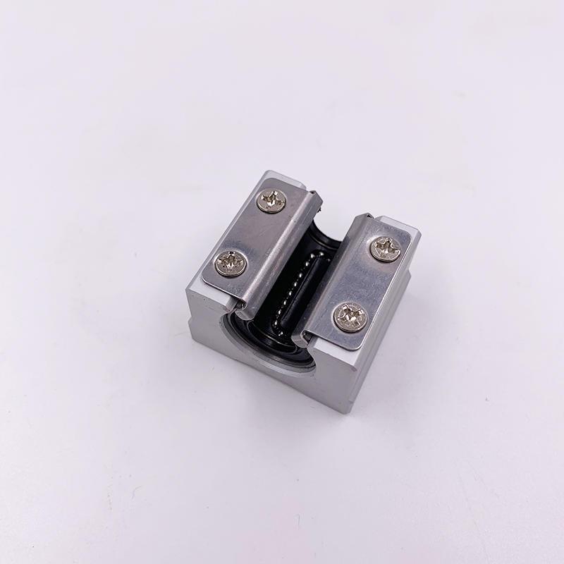 European Standard  10mm  Sealing at both end SME10UU slinear bearing unit  Linear Bearing Box Unit