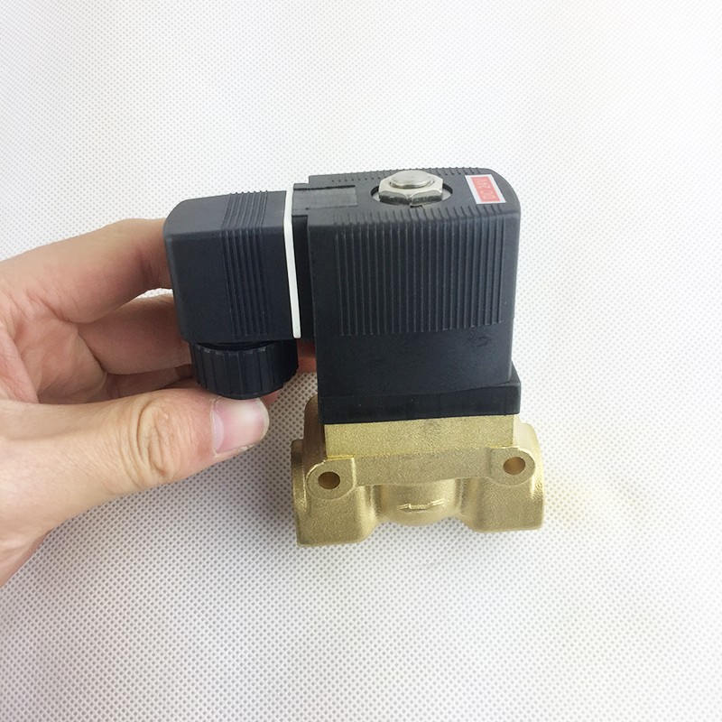 AIRWOLF high-quality pneumatic solenoid valve way for gas pipelines-5