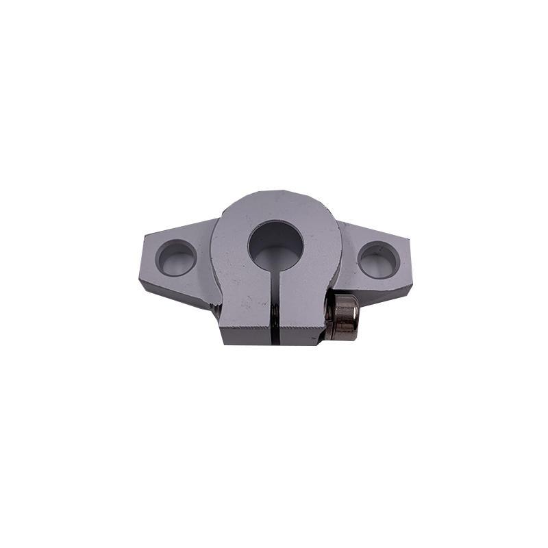 Type of clamping bolt SHF8 SHF10/12/16/20/30/35/40/50/60   bearing support  8MM   SHF8  Aluminium alloy  Axle bearing