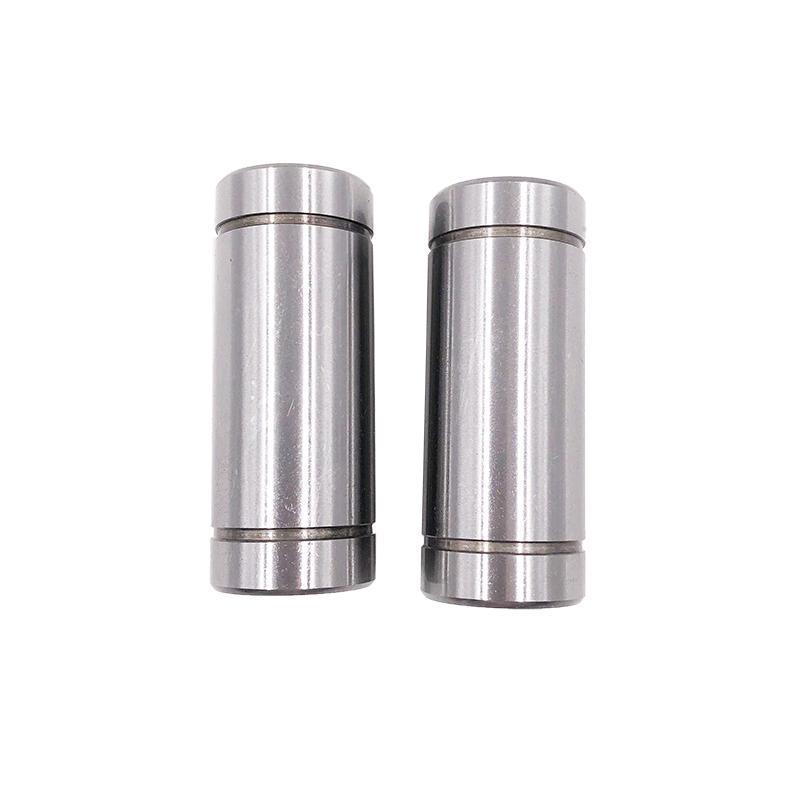 LMB16LUU 2PCS linear bearing support rail units slinear guide linear motion bearing