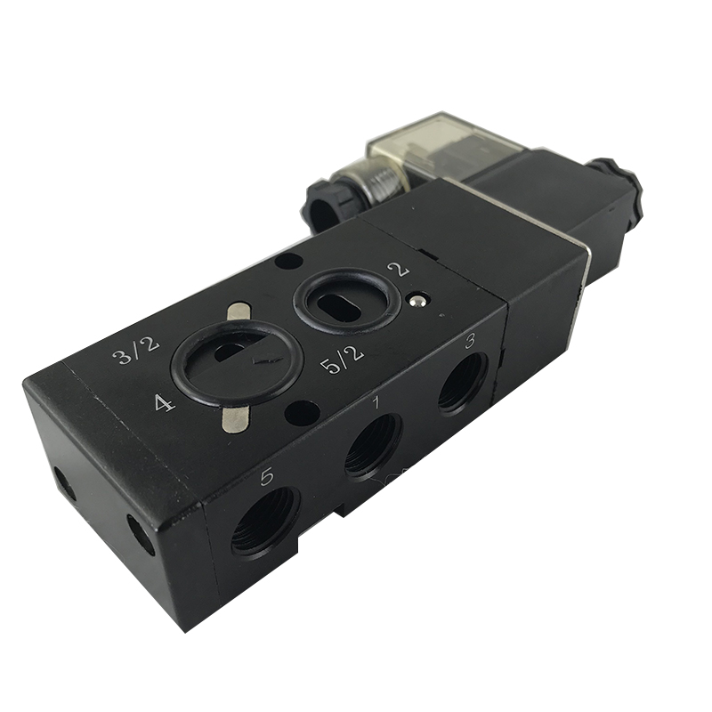 AIRWOLF single solenoid valve operated switch control-1