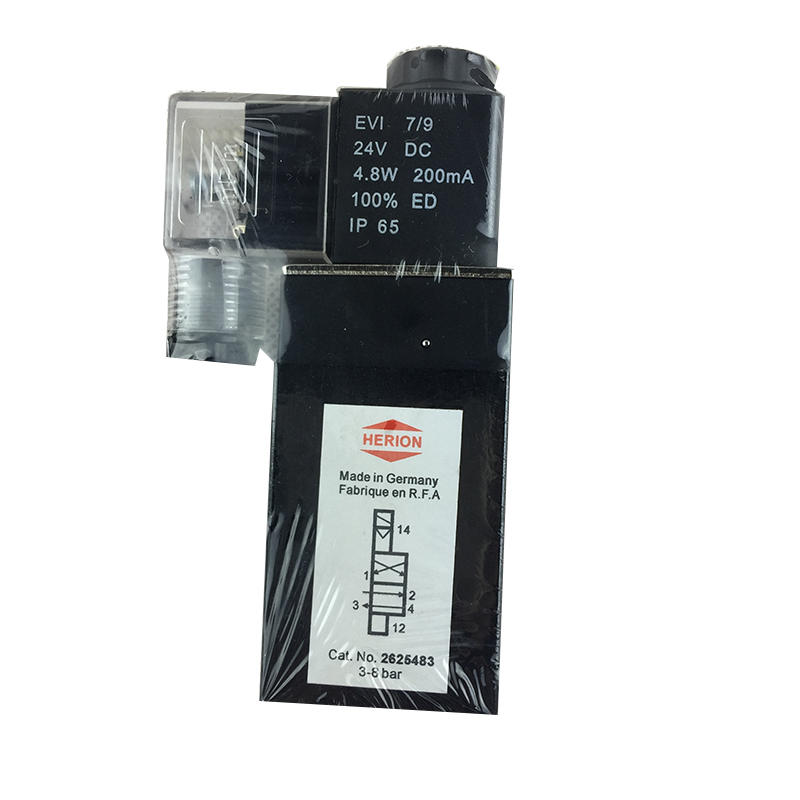 2625383  steel plant  Automation Foundation  Components   Switch control  Solenoid valve