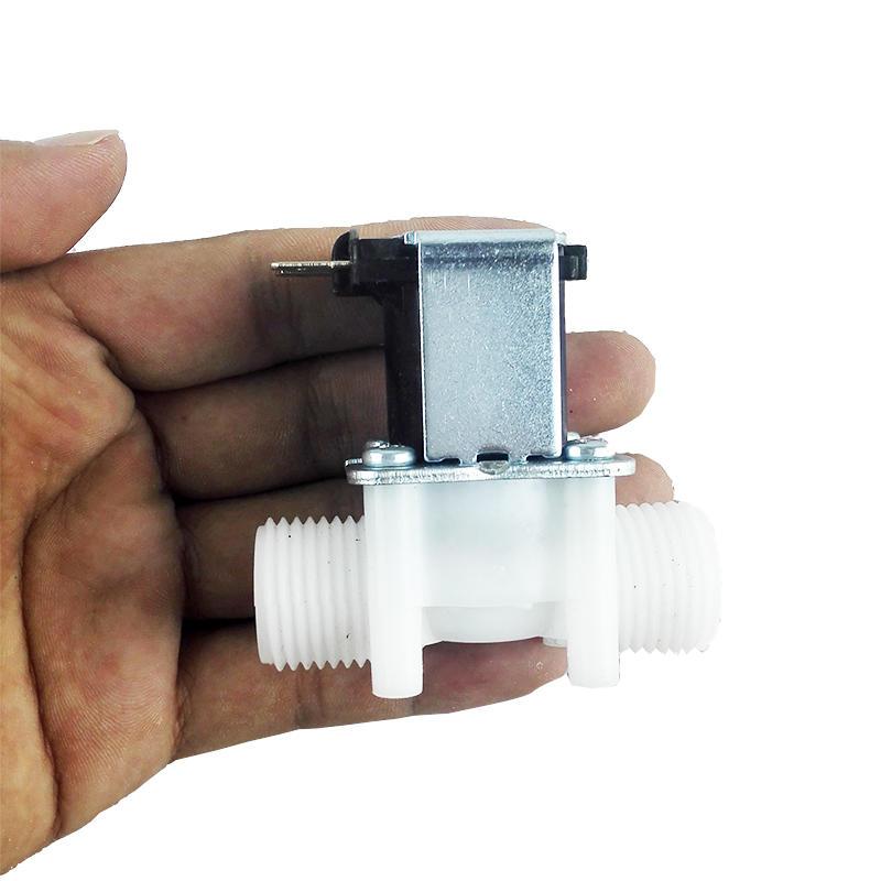 Solenoid valve YCWS10-02 Pilot valve Textile industry Plastic solenoid valve