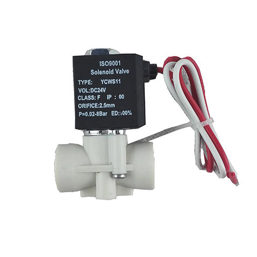 Printing Industry YCWS11 Solenoid valve Textile industry Pilot valve Plastic solenoid valve