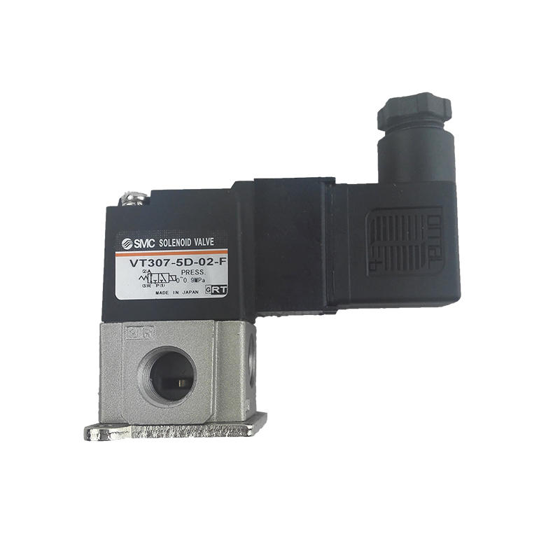 VT307-5D-02-F air solenoid valve Environment-friendly  high quality solenoid electric valve