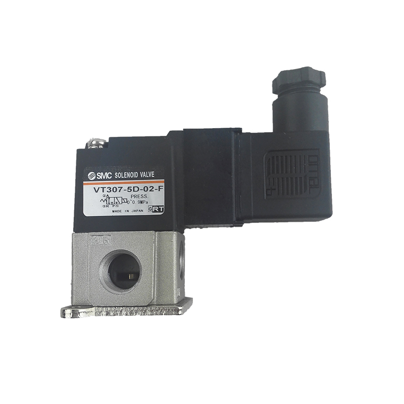 aluminium alloy solenoid valves high-quality way direction system-1