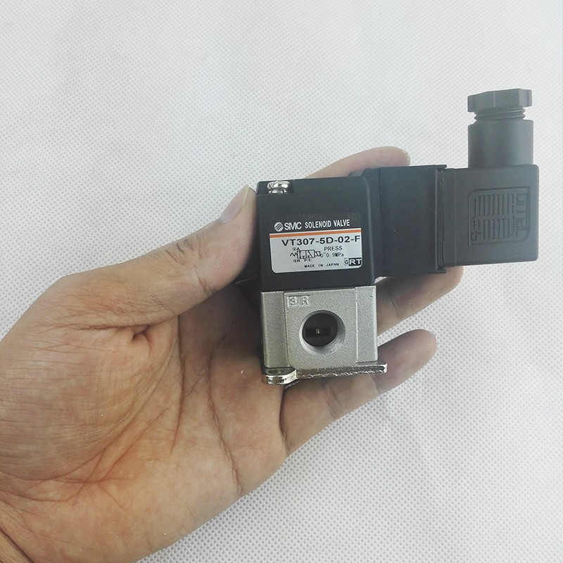 wholesale pneumatic solenoid valve high-quality way direction system-5