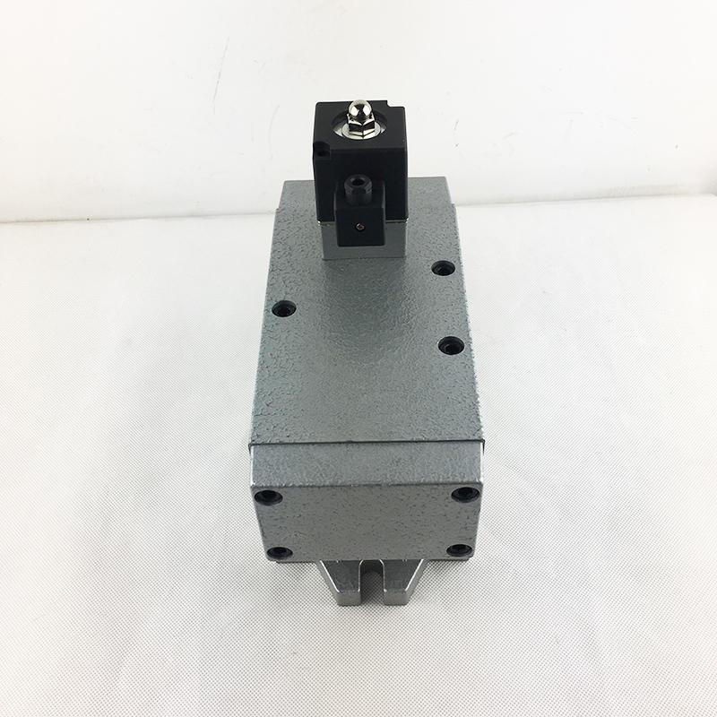 K25D-20  2 way 5 position valve solenoid 1inch Sliding column type directional valve solenoid valve