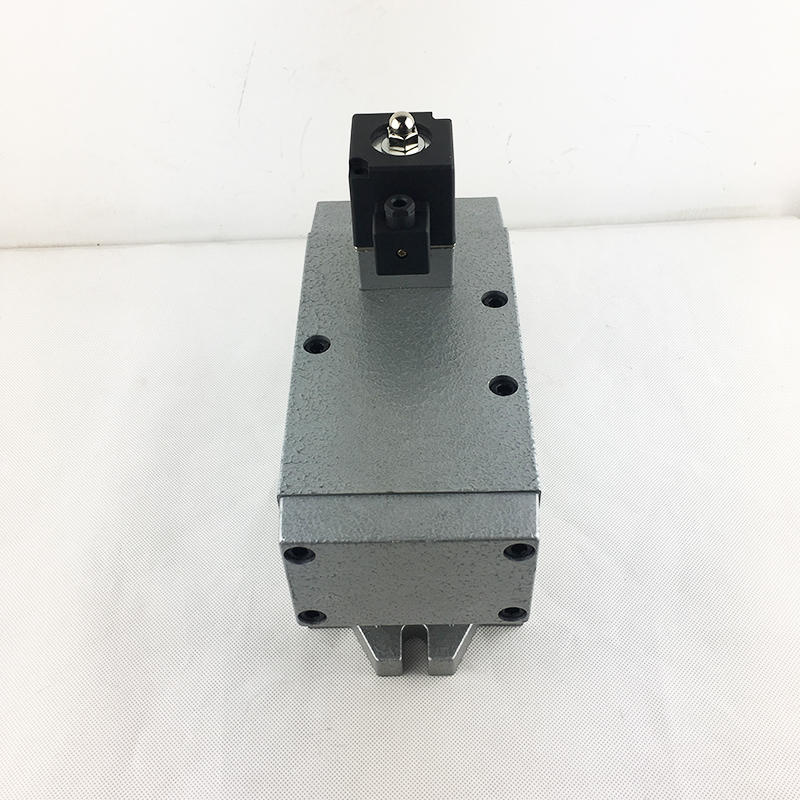 AIRWOLF solenoid valves single pilot for gas pipelines