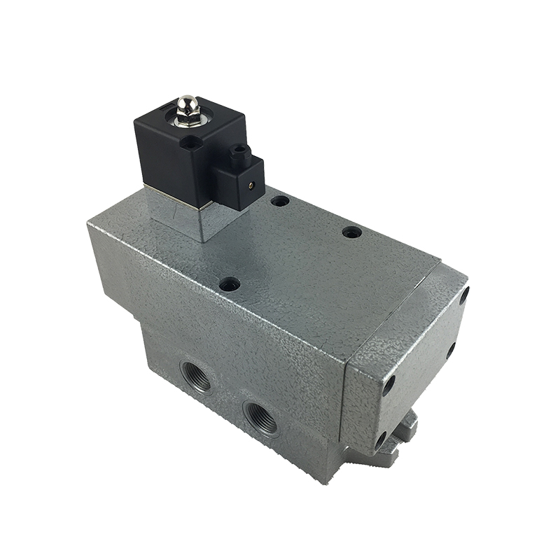 AIRWOLF solenoid valves single pilot for gas pipelines-1