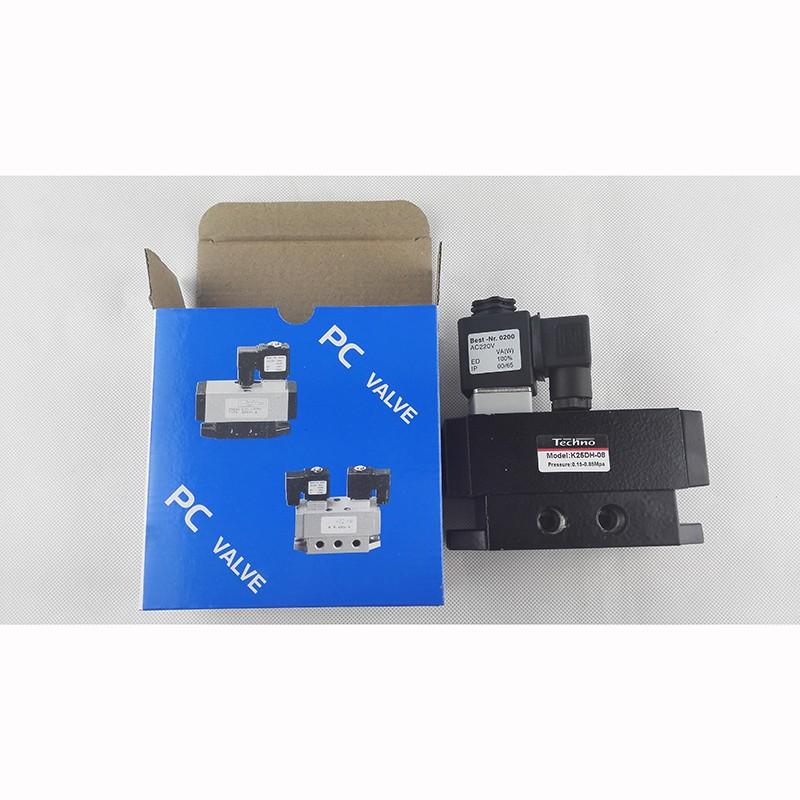 OEM single solenoid valve hot-sale magnetic direction system-6