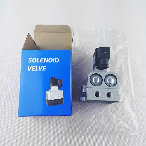 K25JD-08 220V AC 24V DC Shut-off valve 1/4inch Solenoid valve solenoid electric valve