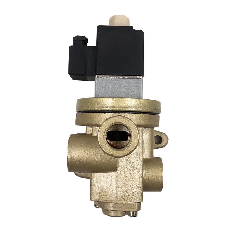 AIRWOLF single solenoid valve single pilot for gas pipelines-1