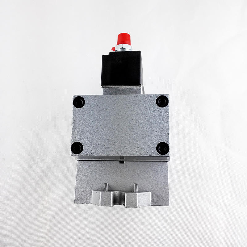 K35D2H-25 3 way 5 position Sliding column type directional valve 1inch Safety solenoid valve
