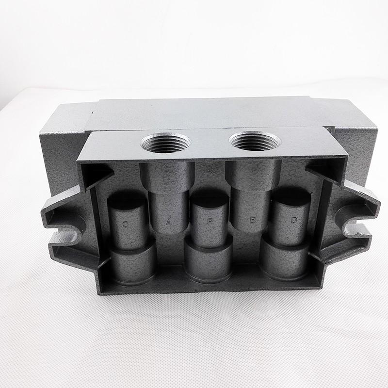 AIRWOLF hot-sale single solenoid valve single pilot for gas pipelines-6