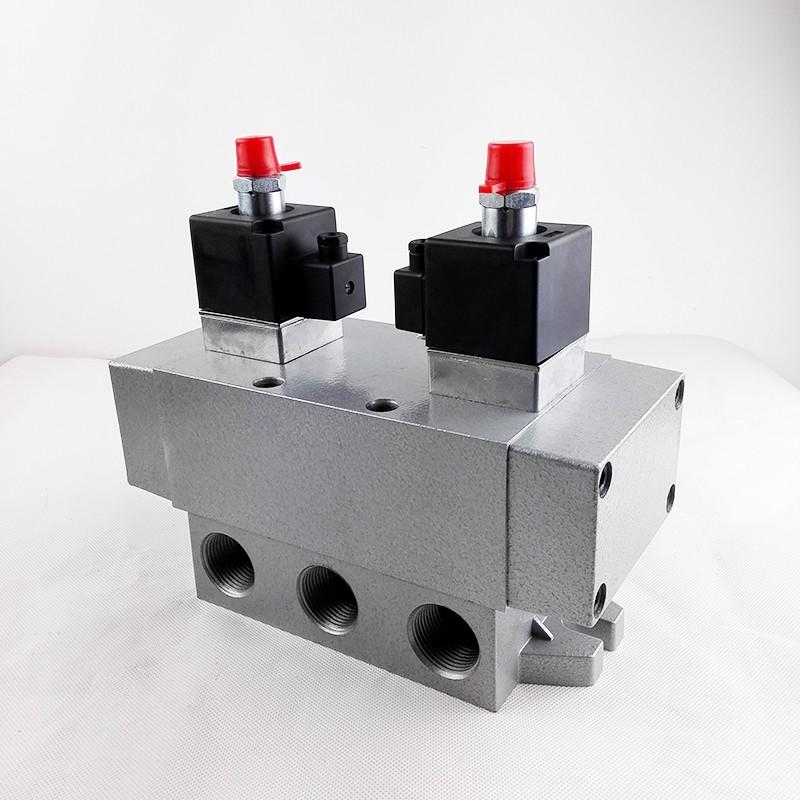 AIRWOLF hot-sale single solenoid valve single pilot for gas pipelines-7