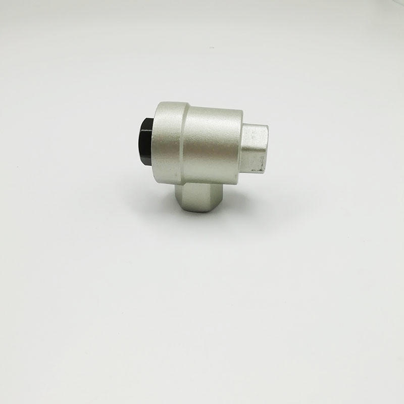 JXQ0600-01 directional control cylinder magnetic sensor 1/8inch Pneumatic Air Exhaust Valve