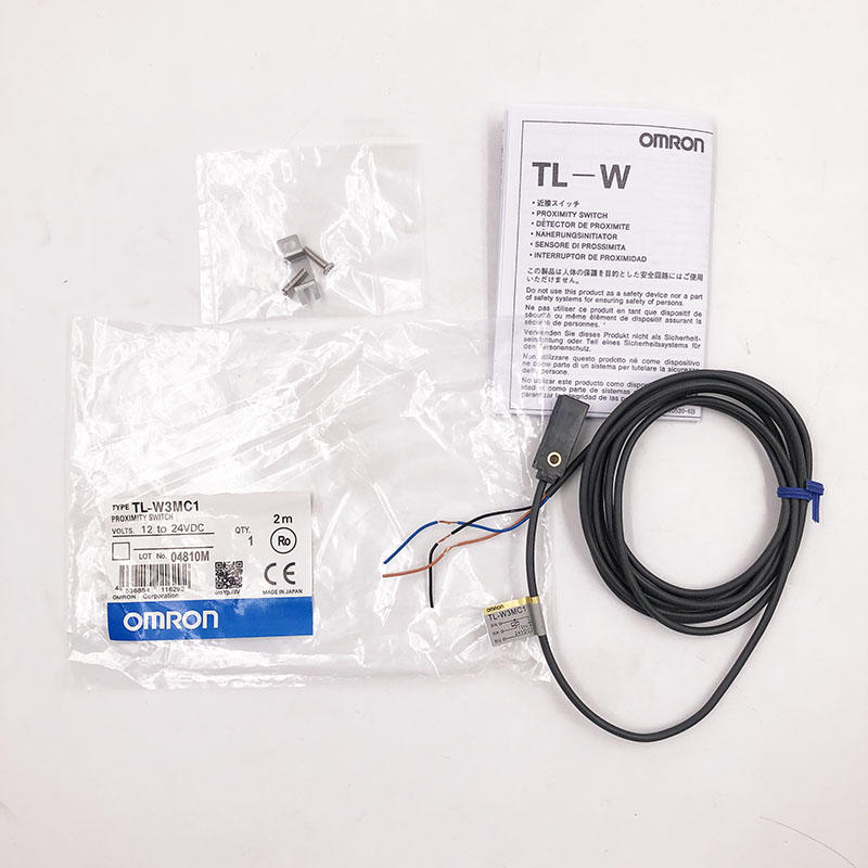 TL-W3MC1 Directional control automation machinery Cylinder magnetic sensor Proximity Sensor