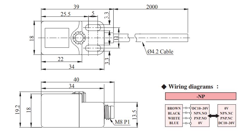 AIRWOLF magnetic sensor hot-sale for wholesale-4