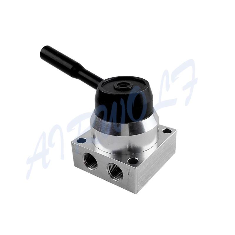 AIRWOLF cheapest price pneumatic manual control valve valves wholesale-1