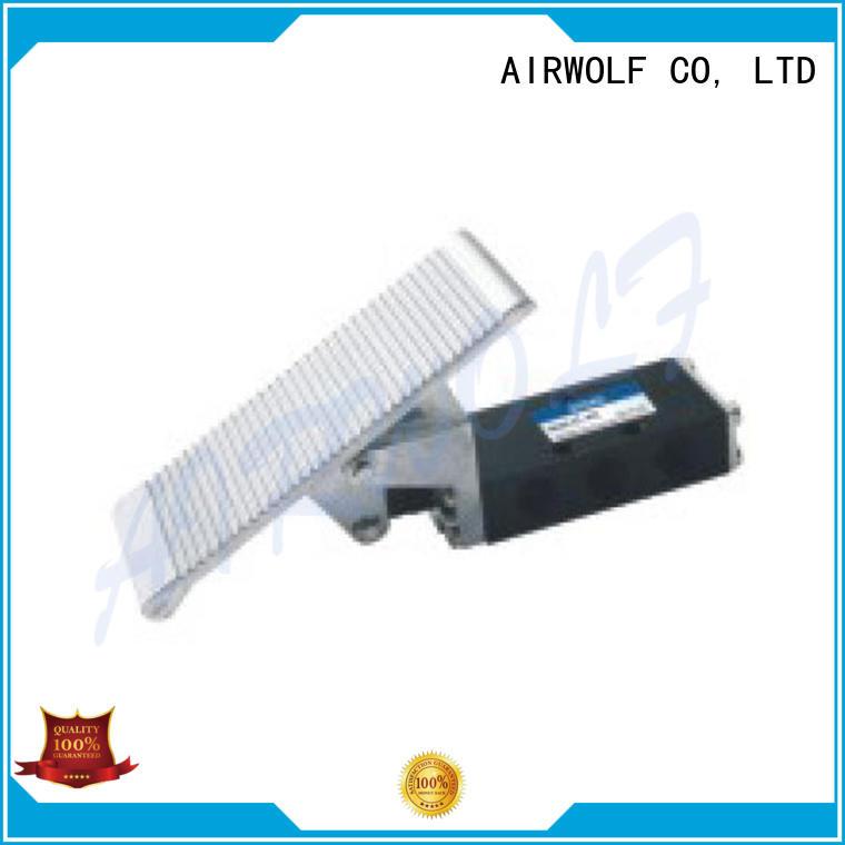 AIRWOLF mechanical pneumatic manual valves control wholesale