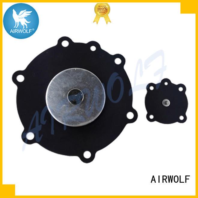 yellow goyen diaphragm valve repair kit Santoprene metallurgy industry