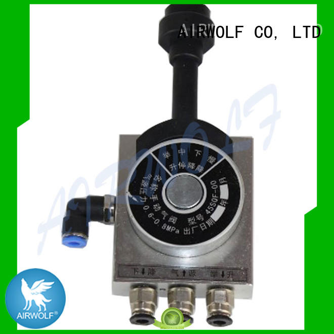 AIRWOLF yellow limit dump truck valve for wholesale for tap