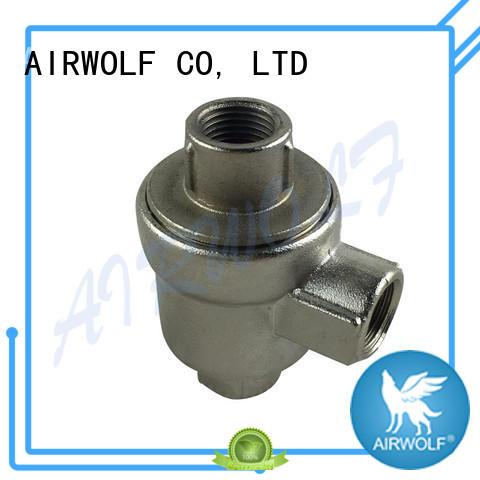 AIRWOLF pp pneumatic push pull valve custom bulk production