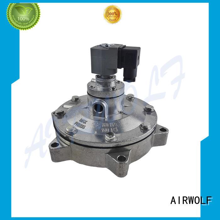 electrically parker pulse valve aluminum alloy custom for sale