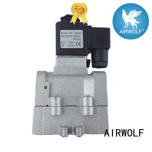 hot-sale pneumatic solenoid valve operated adjustable system AIRWOLF