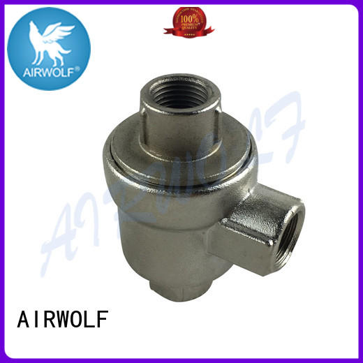 AIRWOLF cheapest price pneumatic manual control valve operation at discount