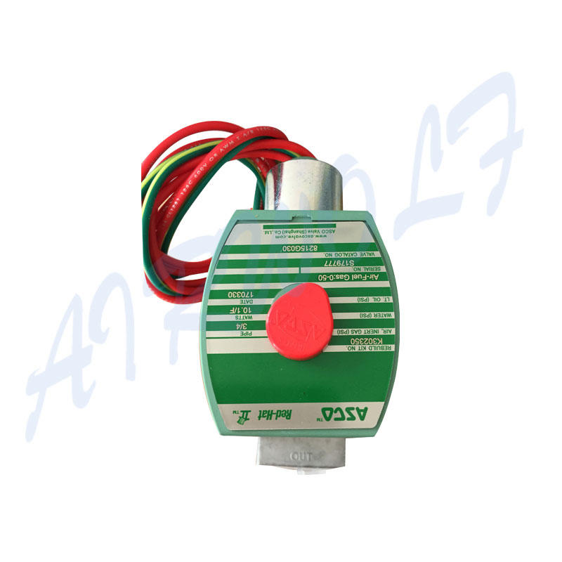AIRWOLF customized single solenoid valve magnetic adjustable system-3