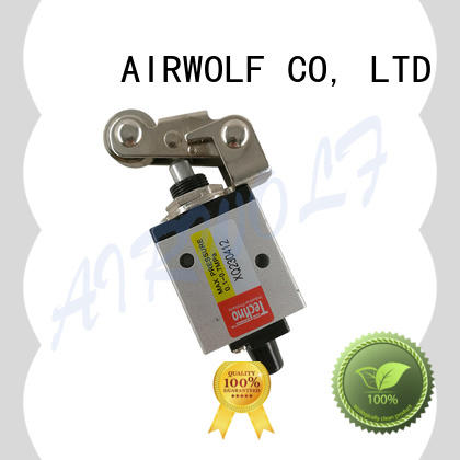 high quality pneumatic manual control valve plunger at discount AIRWOLF