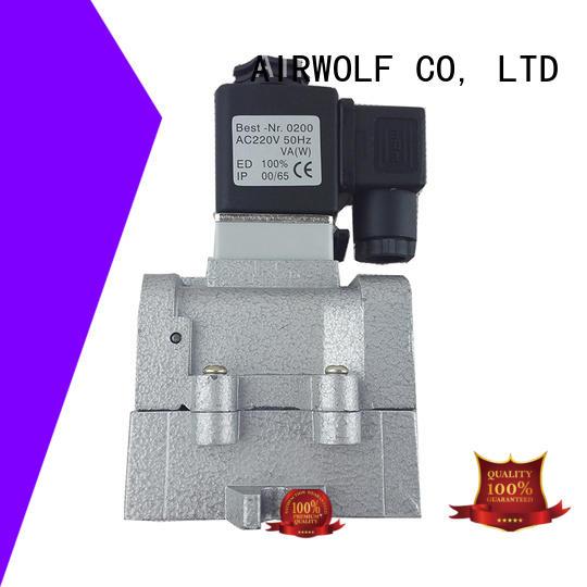 AIRWOLF hot-sale solenoid valves way adjustable system