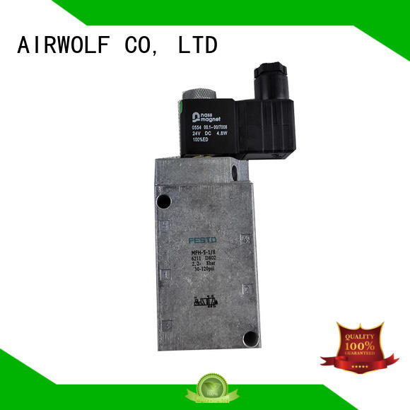 AIRWOLF OEM electromagnetic solenoid valve on-sale direction system