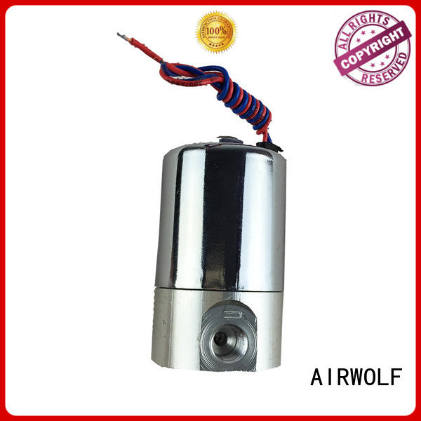AIRWOLF on-sale magnetic solenoid valve way adjustable system