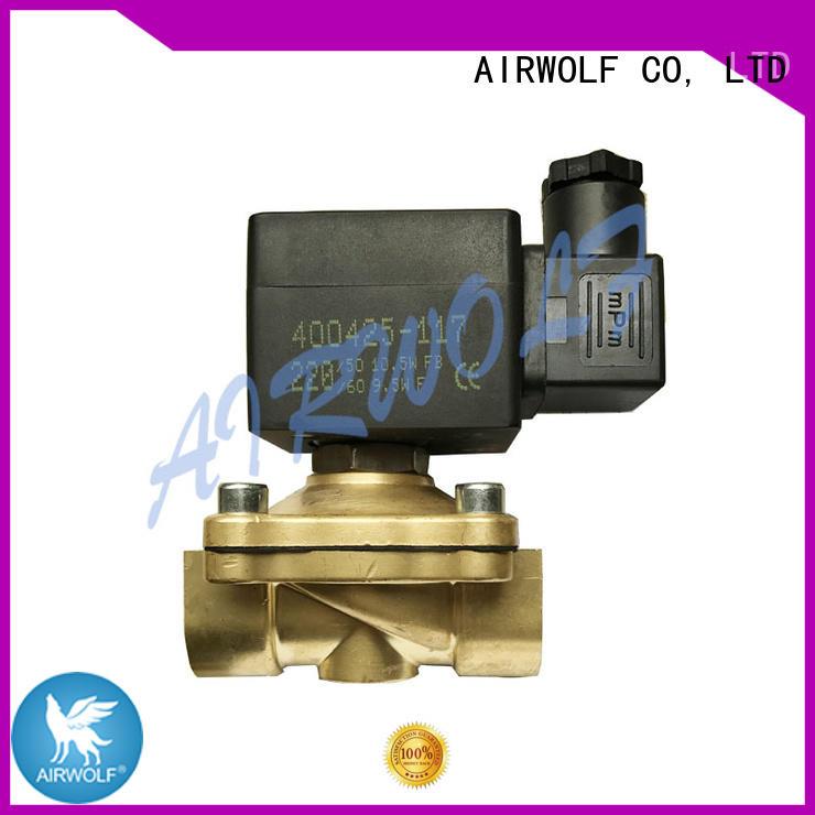 hot-sale single solenoid valve way adjustable system AIRWOLF