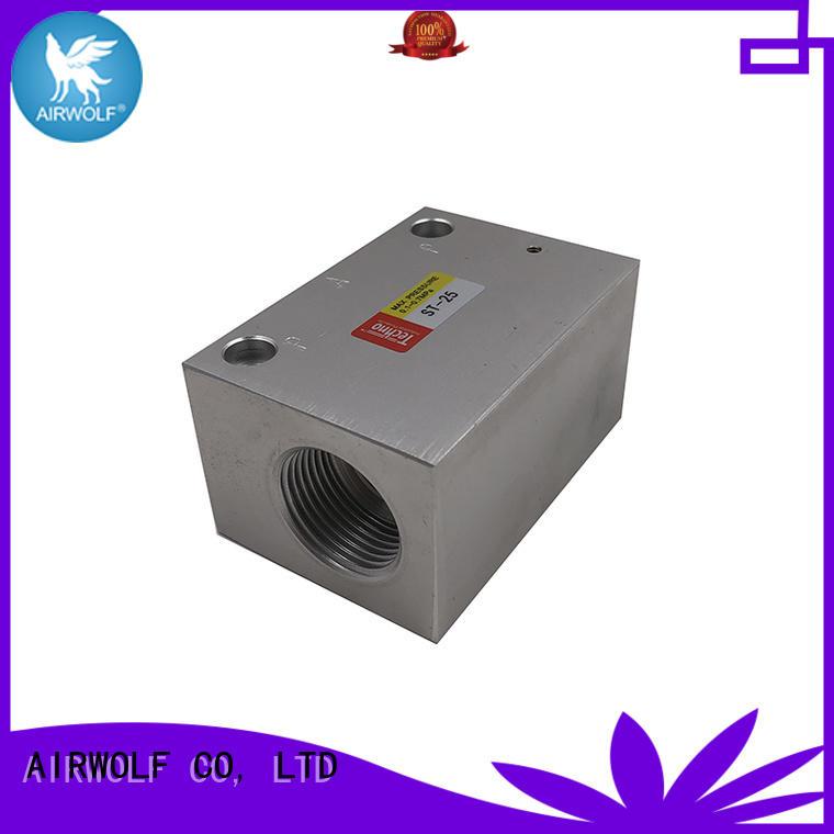 AIRWOLF best price pneumatic valve for CAB