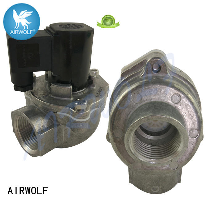 AIRWOLF air operated valve solenoid for truck