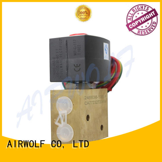 AIRWOLF on-sale pneumatic solenoid valve body direction system