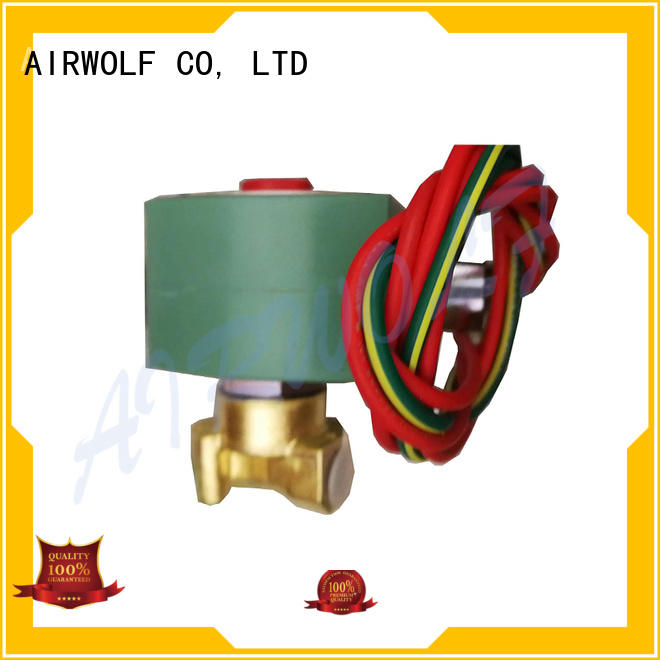 AIRWOLF OEM pilot operated solenoid valve hot-sale direction system