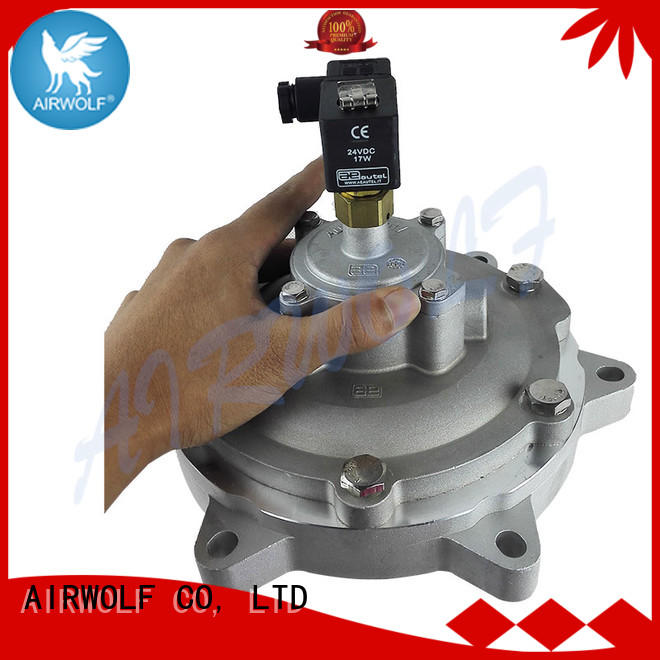 AIRWOLF Brand remote controlled removal pulse motor valve korea