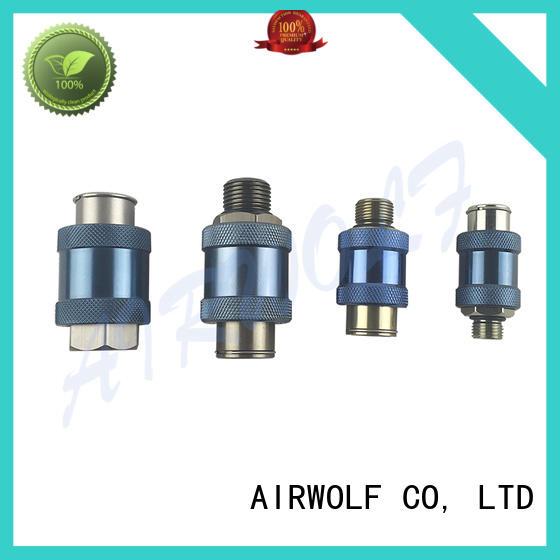 AIRWOLF mechanical pneumatic manual valves operation wholesale