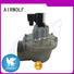 AIRWOLF Brand aluminium dust air pneumatic power valve collector