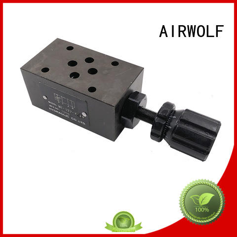 customized industrial hydraulic valves at discount for water opening